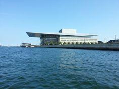 Köpenhagen opera house