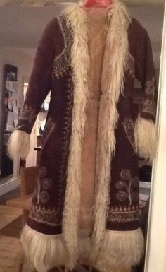 Pin by Alison Franklin on Afghan Coats | Pinterest