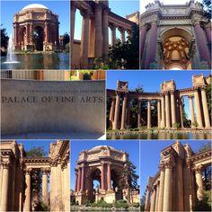 Palace of fine arts , San Francisco