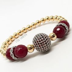 Bracelet By Vila Veloni Mother's Day Edition