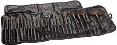 DRQ 24 PCS Professional Makeup Brush Set Hot Horse Hair Professional Makeup Kits Cosmetics Brush Set with White Creamcolored Case Bag Black *** For more information, visit image link. Cosmetic Brush Set, Makeup Brush Set, Makeup Ideas, Makeup Tips, Professional Makeup Kit, Best Concealer, Brush Sets, Makeup Blush, Horse Hair