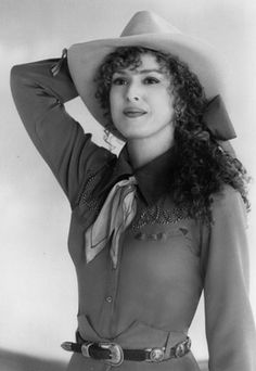 Annie Get Your Gun with Bernadette Peters...also starred Tom Wopat of 'Dukes of Hazard'