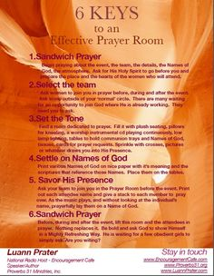 I had the privilege of setting up and praying in the Prayer Room each year at She Speaks. Now we continue this at every Encouragement Cafe event. Many asked me to share how to set up a prayer room. Here are the bullet points.