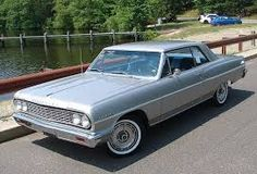 1965–1973 Chevy Chevelle SS