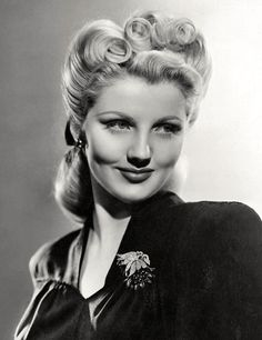 Dolores Moran (1926-1982) - American film actress and glamour model