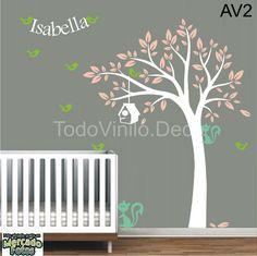 1000 images about vinilo arbol on pinterest cadre photo - Vinilos arboles decorativos ...