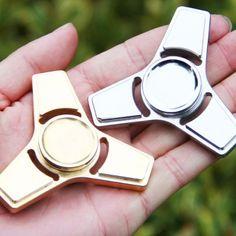Bangers main Spinner Acier Tri portant le THADA EDC Finger Focus Stress Relief Toys