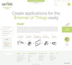 Home for Carriots.com