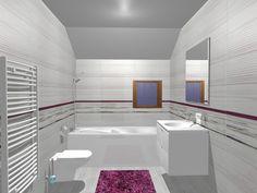 Colecții noi de gresie şi faianță la Castilio! Amenajare baie modernă cu plăci ceramice din colecția Artistic Way. Vino la Castilio pentru consiliere de specialitate şi DESIGN 3D GARTIS dacă achiziţionezi gresia şi faianţa de la noi! Alcove, Bathtub, Bathroom, Design, Standing Bath, Washroom, Bathtubs, Bath Tube, Full Bath