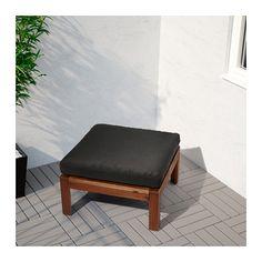 ÄPPLARÖ Table/stool section, outdoor  - IKEA