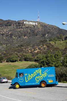 LA's library store on wheels