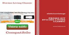 La migliore compatibile di Bticino Living Classic,ora in offerta.