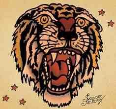 Sailor jerry tiger head
