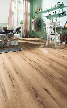 HARO Cork Floor – Bringing nature into your home.