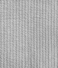 Robert Kaufman Black Seersucker Stripe Fabric
