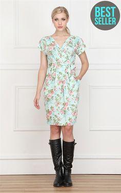 buyinvite.com.au - 0-Dress-55132-Green $35.00