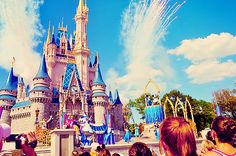 the happiest place on earth - seriously