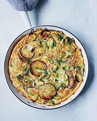 Brussels Sprout Tortilla Recipe on Food & Wine