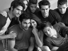 Image about teen wolf in Movies + Tv + Cast by M - teen wolf, tyler posey, and dylan o'brien image - Teen Wolf Mtv, Teen Wolf Boys, Teen Wolf Dylan, Teen Wolf Stiles, Teen Wolf Cast, Dylan O'brien, Scott Mccall, Tyler Hoechlin, Wolf Tyler
