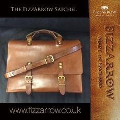 Mobile Pocket, Solid Brass, Shoulder Strap, Initials, Satchel, Leather, Handmade, Bags, Life