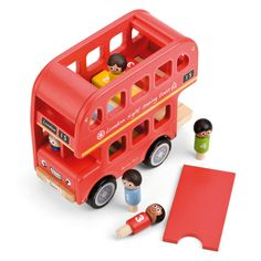 Bernie's Number Bus - Baby & Toddler Toys - Toys & Gifts - gltc.co.uk