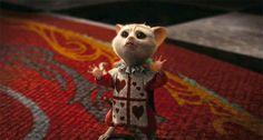 """The Dormouse in """"Alice in Wonderland"""""""