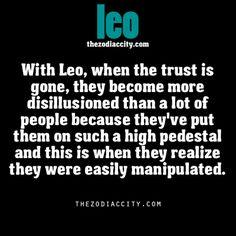 When A Leo Man Is Hurt