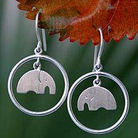 circle elephants - Google Search