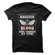 [Top tshirt name font] KREUZER Blood Best Shirt design Hoodies, Funny Tee Shirts