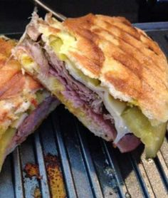 """Recipe for Cubanos from the Chef Movie - After watching the movie """"Chef"""", you're going to want to eat a Cubano sandwich. Here's how real chef Roy Choi made them for the movie."""