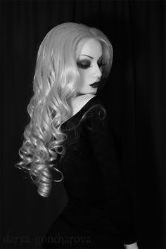 Wig: EvaHair  Model/ Photo/ MUA: Darya Goncharova —