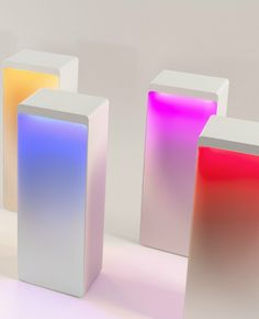 Light and sound integrated in an hybrid digital product - Digital Habits presents Cromatica, lamp and wireless speaker