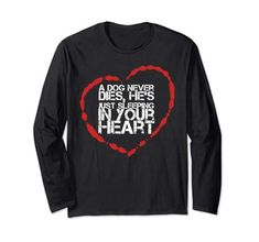 Tennis Shirts, Graphic Sweatshirt, T Shirt, Your Heart, I Love Dogs, Long Sleeve Shirts, Sleep, Amazon, My Love