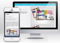 Typografie für mobile Geräte – darauf sollten Designer achten