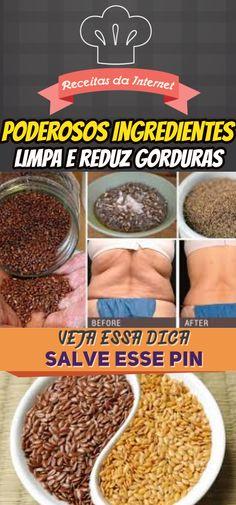 2 Poderosos Ingredientes juntos vão LIMPAR seu Corpo e Reduzir a Gordura Rapidamente! #limpar #corpo #reduzir #gorduras #dicas #caseiras #receita #receitas