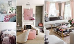 Lee Caroline - A World of Inspiration: Decorating with Grey - How To Successfully Use Grey In Your Home