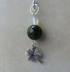 Check out this item in my Etsy shop https://www.etsy.com/listing/239099719/clover-shamrock-lucky-charm-pendant-with