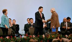 PM with the Chinese President Xi Jinping