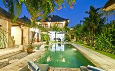 Villa Arjuna - 3 bedroom villa in Seminyak has an abundance of space, luxurious amenities and plenty of options for fun and relaxation. #MinistryofVillas