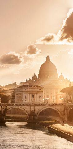 St. Peter's Basilica Vatican Rome Italy (taken April, 2016)