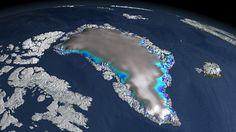 Los glaciares de Groenlandia se derriten más lentamente de lo que se temía - Greenland's glaciers are melting less quickly than experts feared