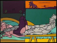 History of Art: Valerio Adami