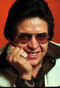 HECTOR LAVOE (1946-1993) a Puerto Rican salsa singer - El Cantante de los Cantantes!! He was awesome!