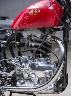 Gilera Saturno Motorcycle 2