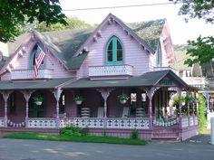 Oak Bluffs, Martha's Vineyard Home