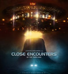 'Close Encounters' returns to theaters with a 4K remaster September 1st