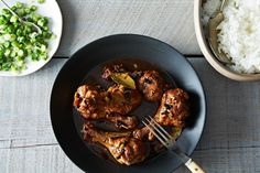Chicken Adobo with Rice, a recipe on Food52