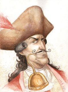 Cool Captain Hook