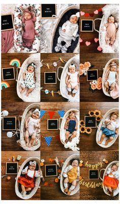 Monthly Baby Photos, Monthly Pictures, Newborn Baby Photos, Newborn Pictures, Baby Bump Photos, Pregnancy Photos, Pregnancy Announcement Pictures, Newborn Baby Care, Birth Photos