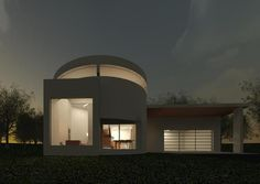 Silo House Concept | Clifford Reid - Architect | Archinect